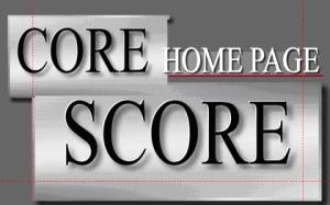 B2B Home Page Core Score